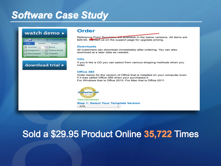 marketing study cases